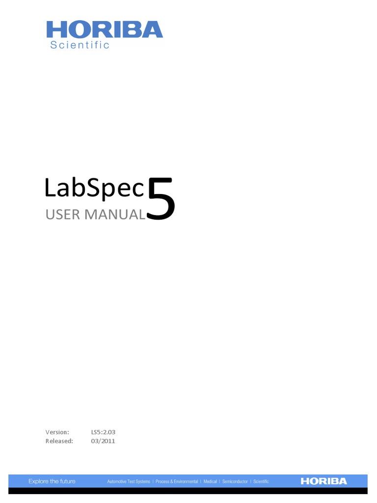 Labspec 5 Manual File Format Icon Computing Live Line Detectorindicator Circuit Schematic