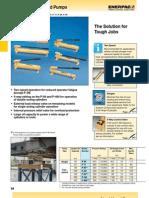 Enerpac P Series Catalog Steel