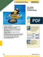 Enerpac PTA Series Catalog