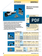 Enerpac RC P V Series Catalog