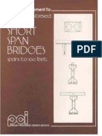 Short Span Bridges-pci