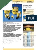 Enerpac RSM Series Catalog