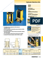 Enerpac SOH Series Catalog