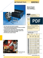Enerpac SPD Series Catalog