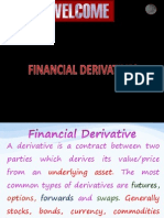 Financial Derivatives & Placement Counselling by Dr. K. BHANU PRAKASH
