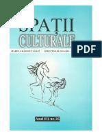 Spatii Culturale Nr 35