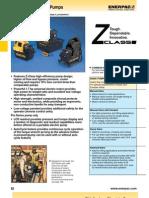 Enerpac ZU Series Catalog