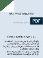 tafsirayatshalatjumat-140221093108-phpapp01