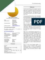 The Gold Standard Journal 4