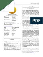 The Gold Standard Journal 7