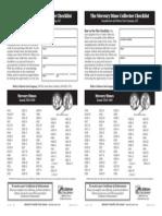 LC 146 Mercury Dime Checklist