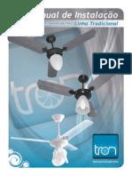 Manual Ventilador Tron