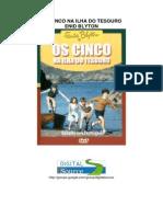 Enid Blyton [Cinco 01] Os Cinco Na Ilha Do Tesouro