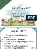 Prinsip Latihan Fitt