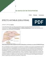 Efecto Antabus (Disulfiram) _ Eupsike Weblog