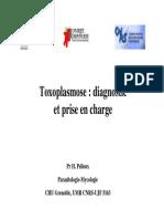2012 DUATB Grenoble Toxoplasmose Pelloux