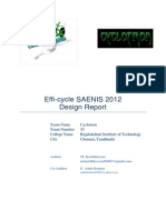 Design Report Cyclotron 33