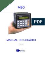 M90 Manual Portuguese