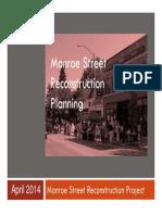 MonroeStreetAprilRoundTablemeeting4-10-14