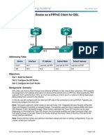 6.3.2.3 Lab - Configuring a Router as a PPPoE Clie.pdf