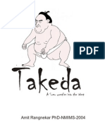 Takeda- A Sumo Wrestles Into the West Oct05