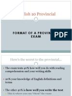 english-10-provincial powerpoint