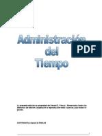 Gerard Pincas. 21.06.07 Administracio Del Temps