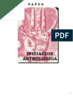 Papus-Iniciacion-astrologica