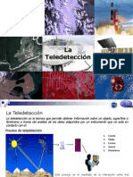 La Teledeteccion Clase 3