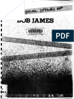 Bob James - The Musical Styles