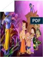 Chota Bheem and Krishna