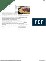 Raspberry Crostata Recipe - Joyofbaking