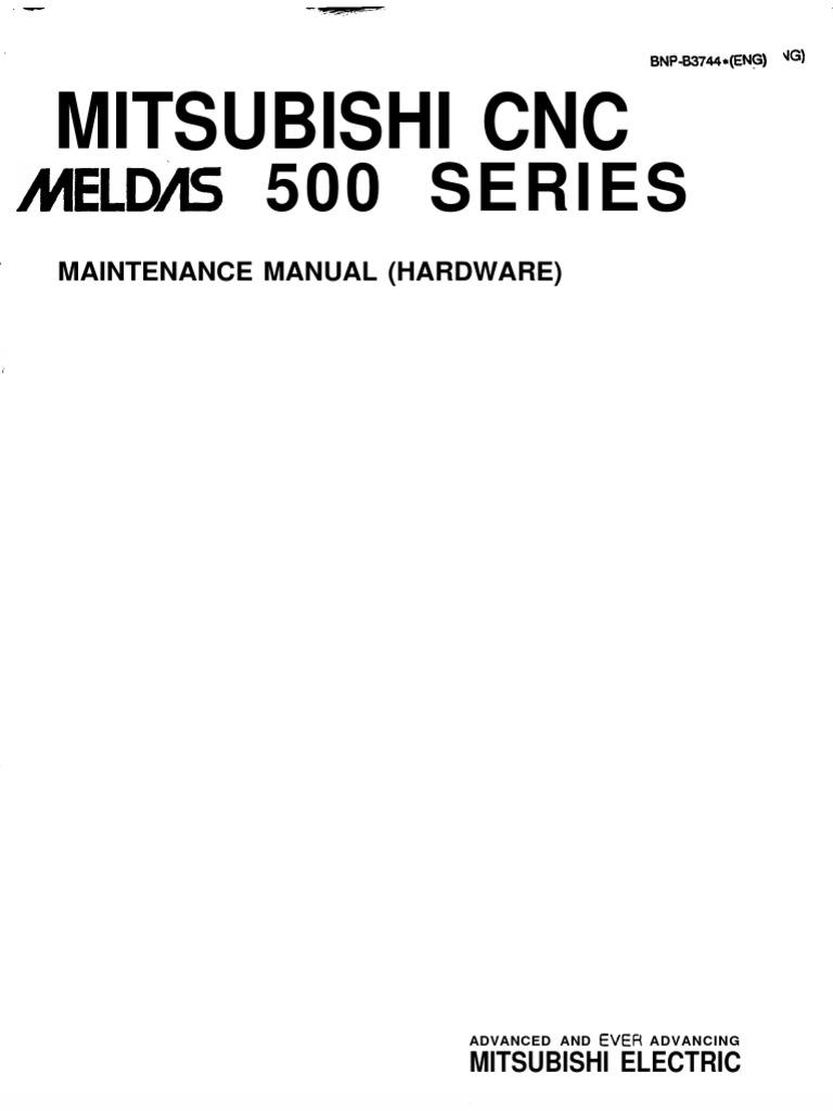 qa531-mitsubishi-manual.pdf | Computer Data Storage | Random ...