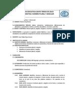 Planeación Genero y Numero FEL