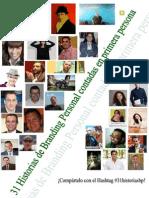 eBook 31 Historias de Branding Personal Contadas en Primera Persona
