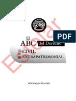 ABC Del Derecho Civil Extrapatrimonial_unlocked