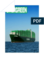 Evergreen Marine Corporation