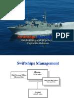 Swift Ships Capability Statement