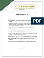 Gold Standard for the Usmle Step 2 Cs