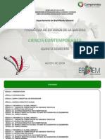 Programa Ciencia Contemporánea