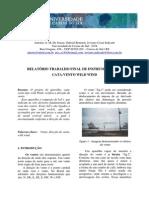 Cata-Vento Wild Wind
