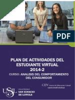 USIL - Plan de Actividades Del Estudiante 2014-2 -ACC