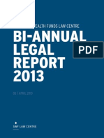 SWF Legal Report 2013 I.sbloccato