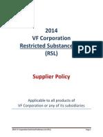 VF 2014 RSL1