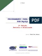 Apostila - Programando Para Web Com Php & Mysql
