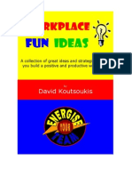 WorkplacefunIdeas Education