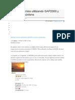 Análisis Sismico utilizando SAP2000 y norma venezolana.doc