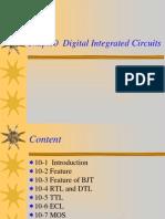 99 Digital Electronics Chap10 Lecture 1 BJT