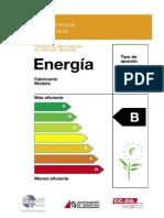 Consumo Energ Aptos Domesticos
