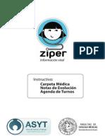 Instructivo Carpeta-medica-Agenda Notas Zziper